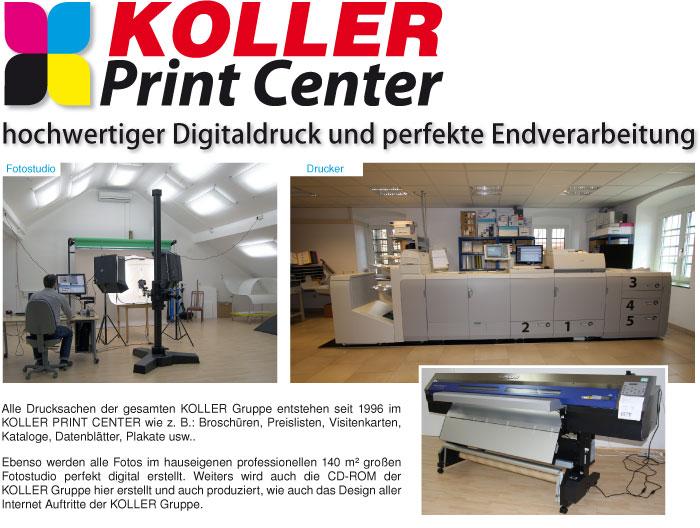 Print Center Subcontratación